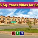 125 Sq. Yards Villas for Sale in Bahria Town Karachi