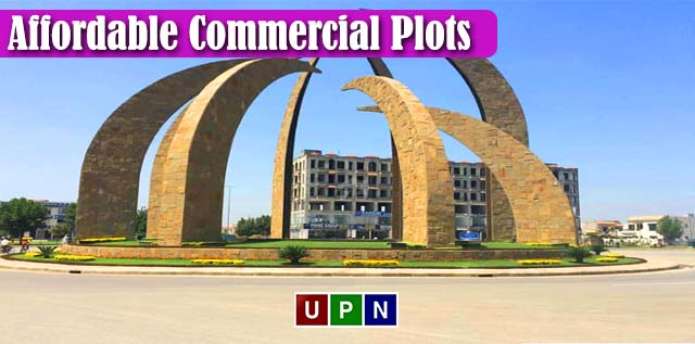 Affordable Commercial Plots in Bahria Town Lahore