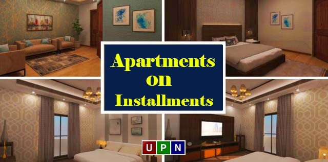 Apartments / Flats on Installments in Lahore