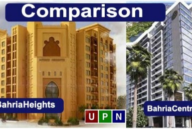 Bahria Central Park Apartments or Bahria Heights - A Comparison