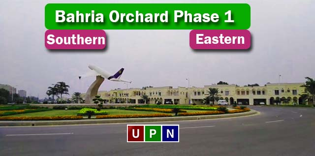 Bahria Orchard Phase 1 – Properties for Sale in Southern and Eastern Blocks