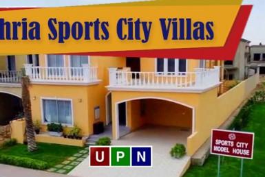 Bahria Sports City Villas For Sale