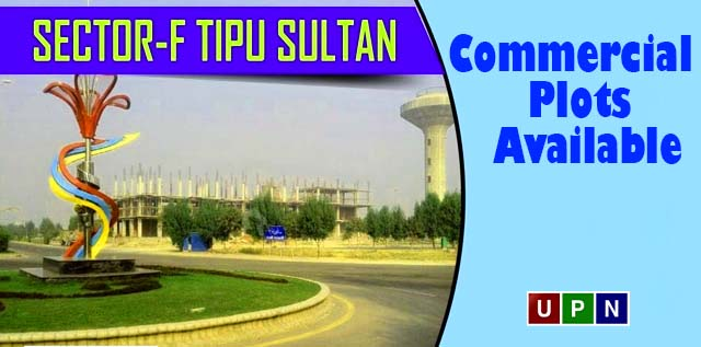 Commercial Plots Available for Sale in Tipu Sultan Block – Bahria Town Lahore