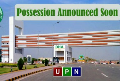 DHA Multan - Possession Announced Soon