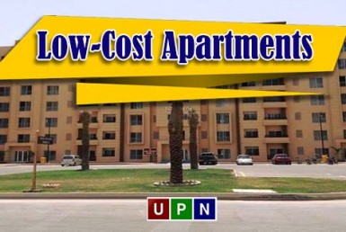 Low-Cost Apartments and Shops For Sale in Bahria Town Karachi
