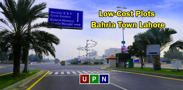 Low-Cost Plots in Bahria Town Lahore