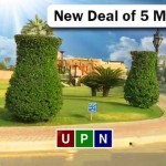 New Deal of 5 Marla Plots in Overseas B Block in Bahria Town Lahore