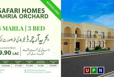Safari Homes – Low-Cost 5 Marla Houses for Sale in Bahria Orchard Lahore