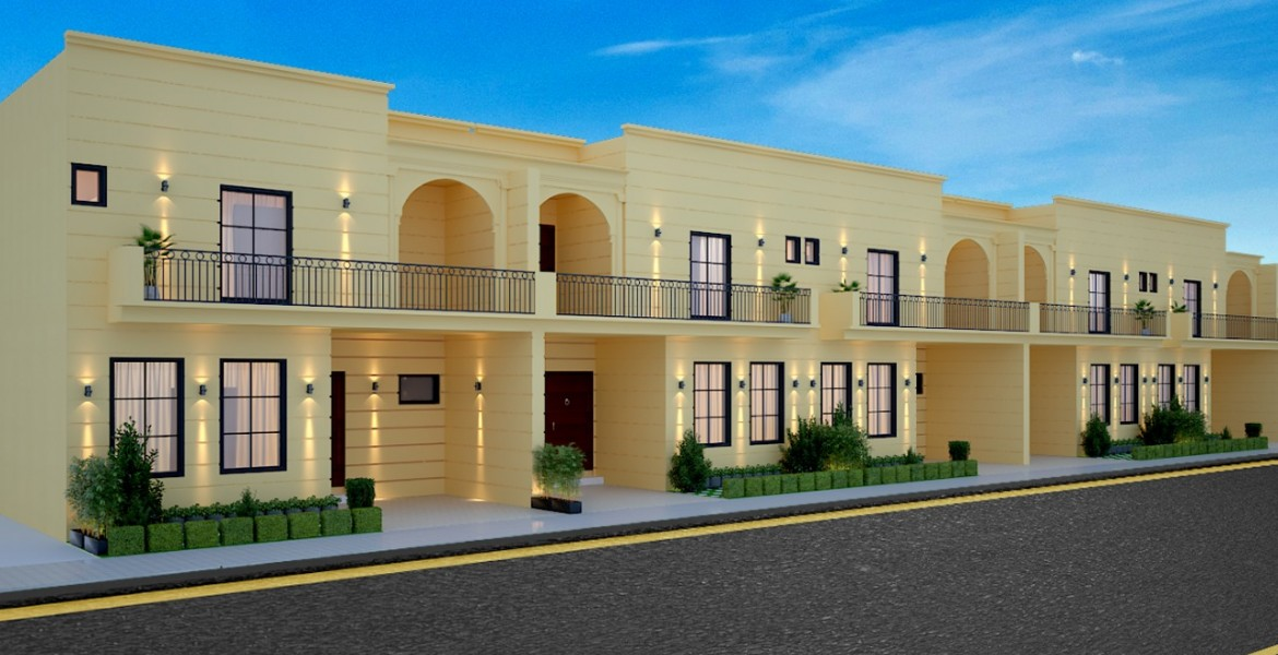 Bahria Safari Homes 5 Marla House For Sale in bahria orchard lahore