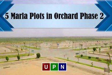 5 Marla Plots in Bahria Orchard Lahore Phase 2