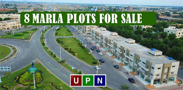 8 Marla Plots for Sale in Bahria Orchard Phase 3