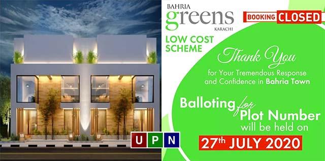 Bahria Greens Balloting Date Announced