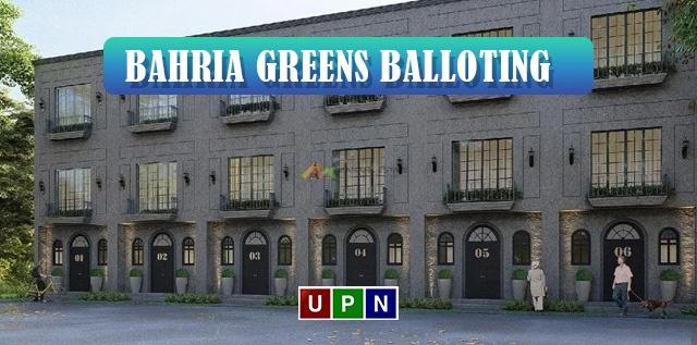 Bahria Greens Balloting Update