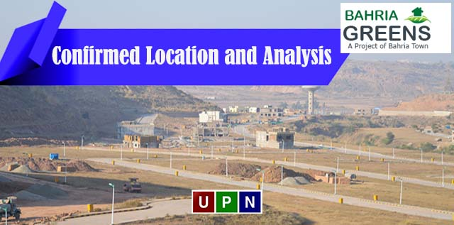Bahria Greens Karachi – Confirmed Location and Analysis