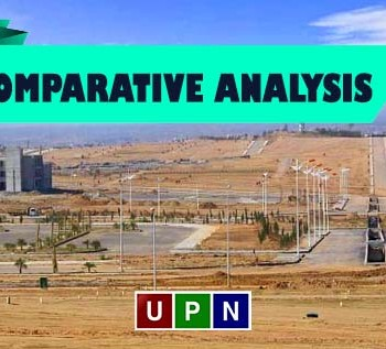 Comparative Analysis of Precinct 6, Precinct 8 and Precinct 16 – Bahria Town Karachi