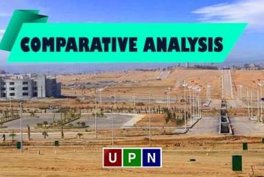 Comparative Analysis of Precinct 6, Precinct 8 and Precinct 16 – Bahria Town Karachi