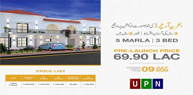 Eastern Villas Bahria Orchard Lahore Phase 1 – All You Need to Know