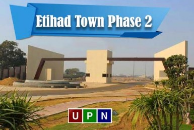 Etihad Town Phase 2 - Plot Prices and Booking Details