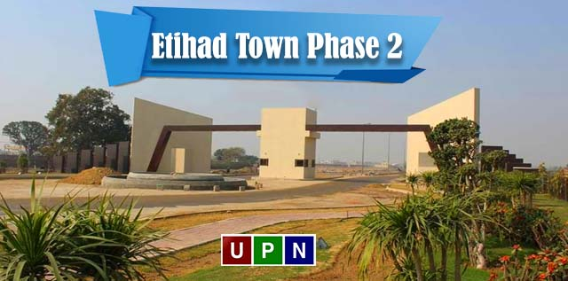 Etihad Town Phase 2 – Plot Prices and Booking Details