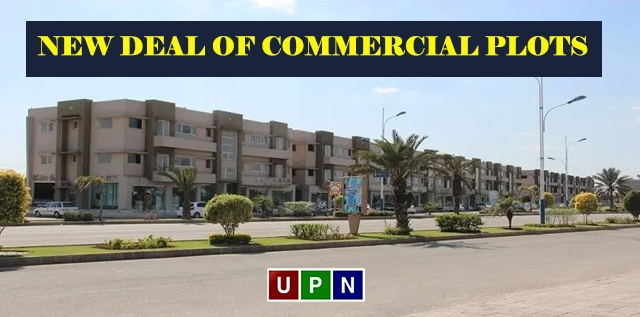 New Deal of Commercial Plots in Bahria Orchard Lahore on Installments