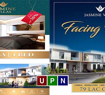 New Deal of Jasmine Villas in Bahria Orchard Phase 4