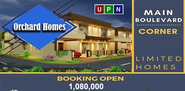 New Deal of Orchard Homes On Installments