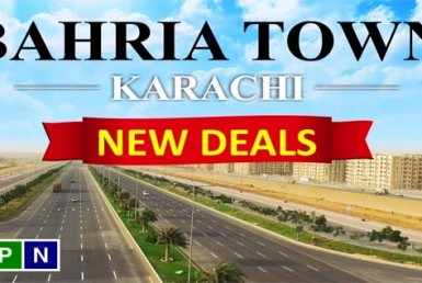 New Deal of Plots in Bahria Town Karachi - Plots in Developed Precincts and Affordable Prices