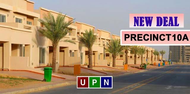 New Deal of Ready Villas in Precinct 10A