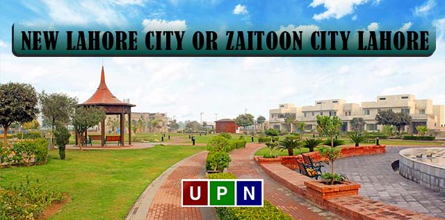 New Lahore City or Zaitoon City Lahore? A Comparison