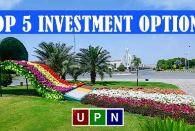 Top 5 Investment Options in Bahria Orchard Lahore