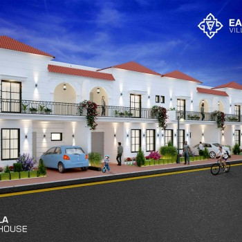 Eastern Villas 5 Marla 3 Bed Homes In Ideal Location Eastern Ext Bahria Orchard