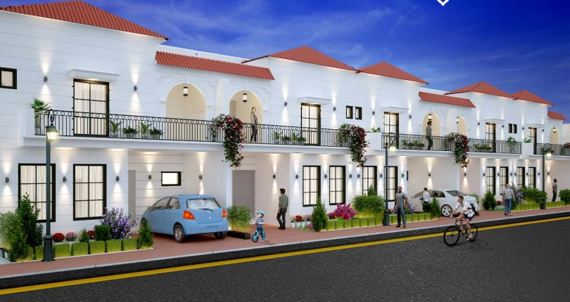 Eastern Villas – New Deal of Villas in Bahria Orchard Lahore
