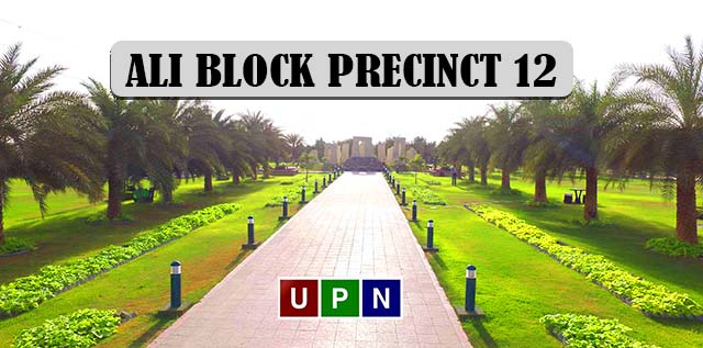 Ali Block Precinct 12 – The Heart of Bahria Town Karachi