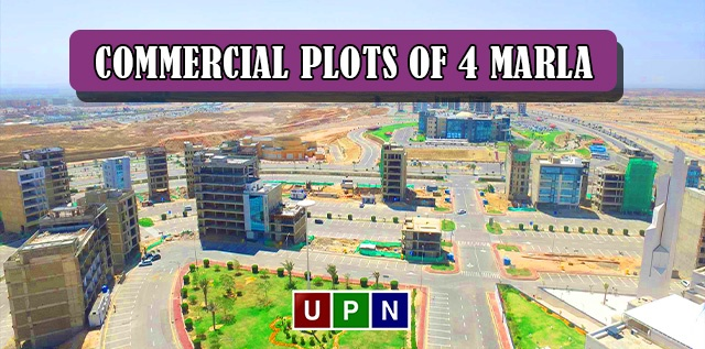 Commercial Plots for Sale in Midway Commercials Bahria Town Karachi