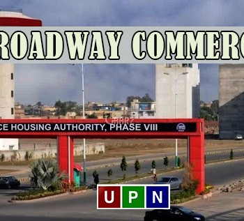 DHA Phase 8 Lahore Broadway Commercial - Prices, Development and Investment Potential