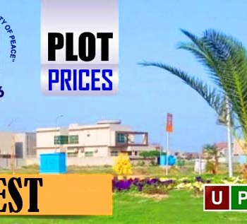 Latest Property Prices in DHA Lahore Phase 6 and Phase 7