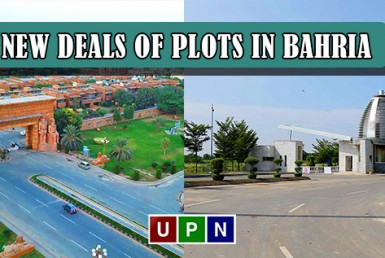 New Deals of Plots in Bahria Orchard Lahore and Bahria Town Lahore