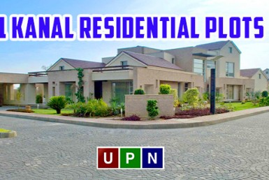 1 Kanal Residential Plots in Bahria Orchard Lahore For House Construction