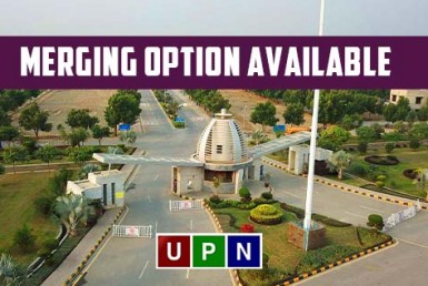 Bahria Orchard Phase 4 – Merging Option Available for All the Plots