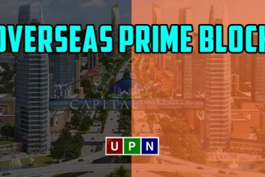 Capital Smart City Launched New Overseas Prime Block