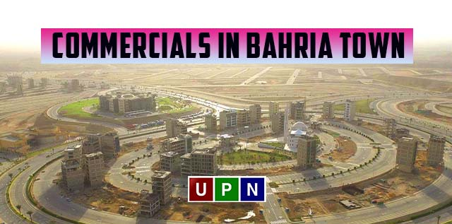 Commercials in Bahria Town Karachi – Complete Details