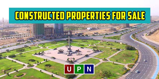 Constructed Properties for Sale in Bahria Town Karachi – Detailed Analysis