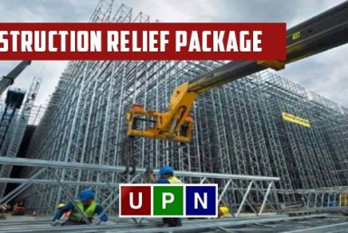 Construction Relief Package and Investment in the Real Estate of Karachi