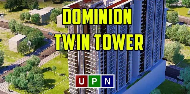 Dominion Twin Tower Bahria Town Karachi – Shops on Installments