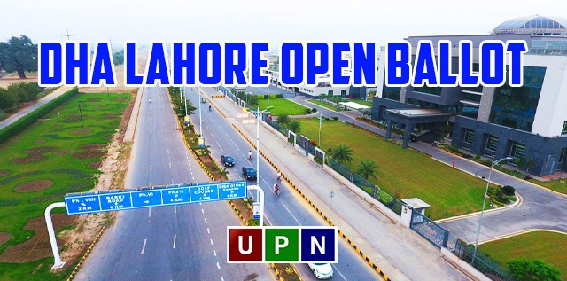How to Apply for DHA Lahore Open Ballot?