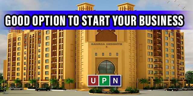 Shops in Bahria Heights Karachi – Good Option to Start Your Business