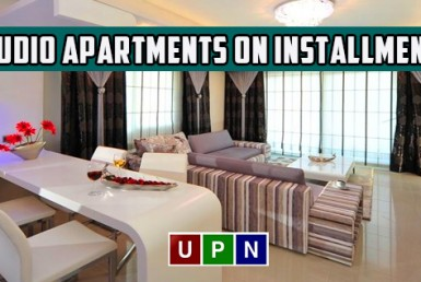 Studio Apartments on Installments in Al-Kabir Town Lahore