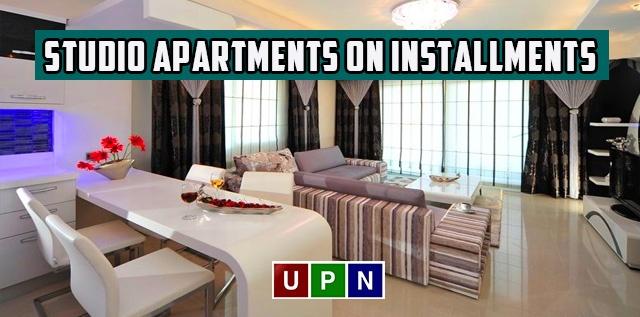 Studio Apartments on Installments in Al-Kabir Town Lahore