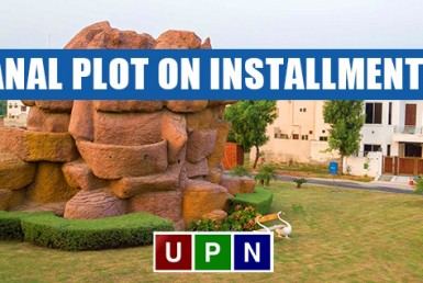 1 Kanal Plot on Installments in Bahria Town Lahore - New Deal
