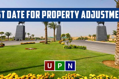 Bahria Town Has Announced the Last Date for Property Adjustments